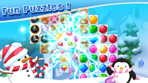 Jewel Match Puzzle Star 2021 Apkfinish screenshots 14