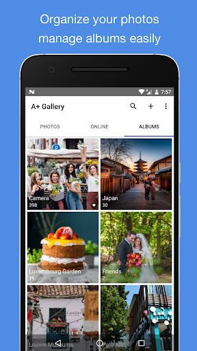 A+ Gallery - Photos & Videos 2.2.50.3 Screenshots 1