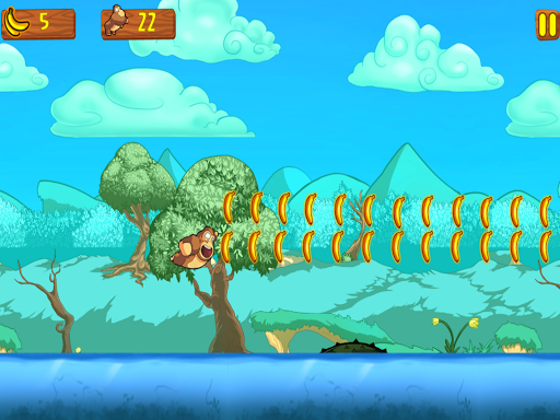 Banana King Kong - Super Jungle Adventure Run 3.1 screenshots 23