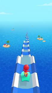 Water Race 3D: Aqua Music Game