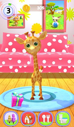 Talking Giraffe 1.54 screenshots 22