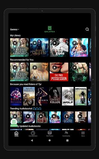 GALATEA - Addictive Stories android2mod screenshots 8