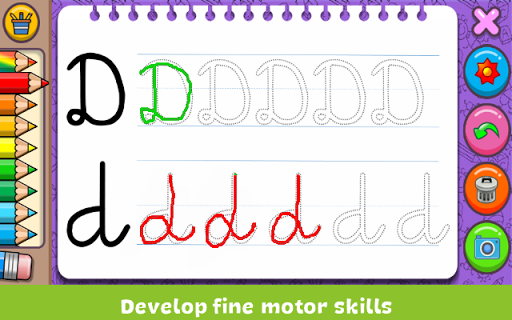 Coloring & Learn  screenshots 5