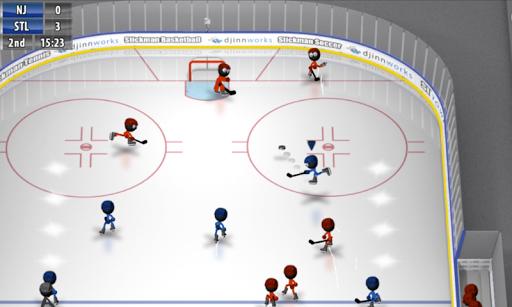 Stickman Ice Hockey  Screenshots 11