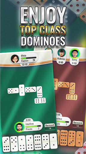 Dominoes - Offline Domino Game 1.0.18 screenshots 1