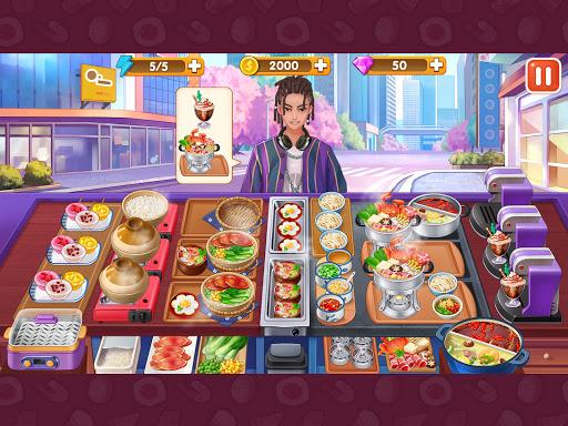 Breakfast Story: chef restaurant cooking games screenshots 18