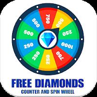 Free Diamonds Spin Wheel  Calc Garena Fire 2021