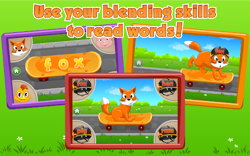 Learn to Read with Tommy Turtle  Screenshots 2