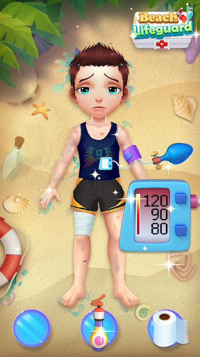 Beach Rescue - Party Doctor apktreat screenshots 2