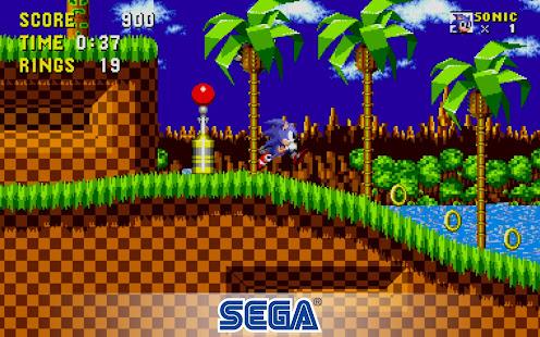 Sonic the Hedgehogu2122 Classic 3.6.9 Screenshots 6