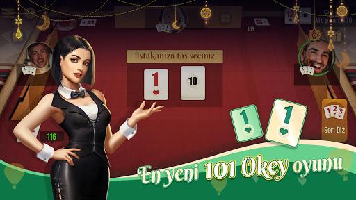101 Okey VIP apktram screenshots 6