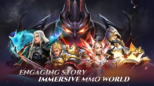 summoners glory: eternal fire screenshot 1