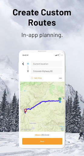 REVER: GPS, Navigation, Discover, Maps & Planner modavailable screenshots 5