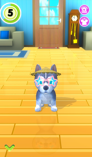 My Talking Puppy android2mod screenshots 18