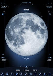 Deluxe Moon Premium - Moon Calendar 1.5 Screenshots 17