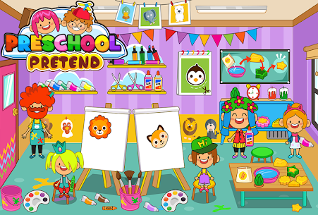 Pretend Preschool  Kids For Pc – Free Download 2020 (Mac And Windows) 1