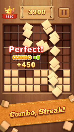 Wood Block 99 - Wooden Sudoku Puzzle screenshots 7