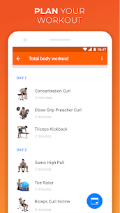 Virtuagym Fitness Tracker Home Gym v9.3.2 PRO APK 6