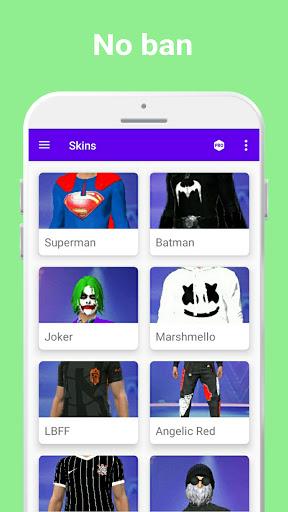 Skins for FF - New skins to play! apktram screenshots 3