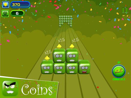 Amazing Endless Walls: Roll Dice Blocks Roller  screenshots 7