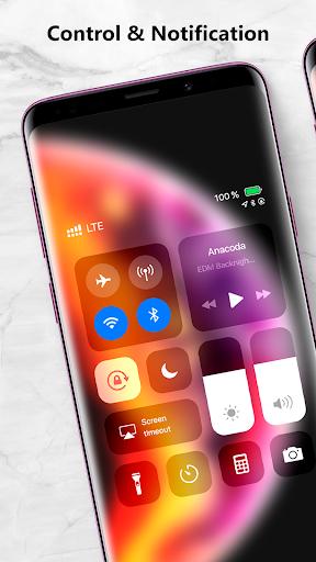 iCenter iOS14 - Control Center & iNoty iOS14  Screenshots 1