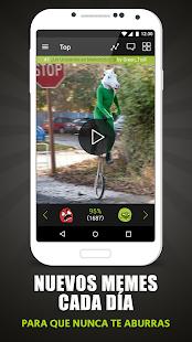 Memedroid - Modi App quentiam generator, et in Spanish Screenshot