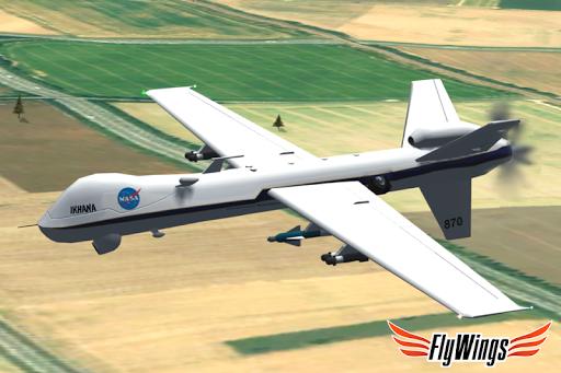 Flight Simulator 2015 FlyWings Free 2.2.0 screenshots 6