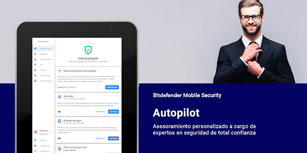 Bitdefender Mobile Security & Antivirus Screenshot