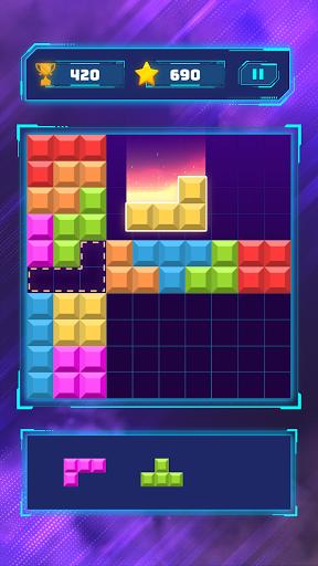 Block Puzzle 1010: Brick Game  screenshots 3