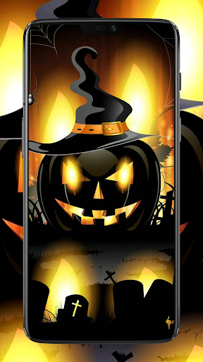 Halloween Spooky Wallpaper 2020  Screenshots 1