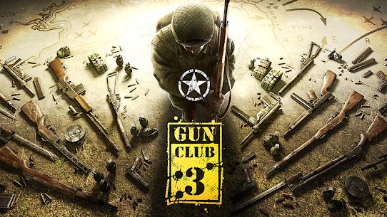 Gun Club 3 MOD APK (Unlimited Money) 1
