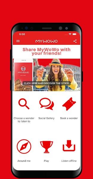 MyWoWo - Audio Guide
