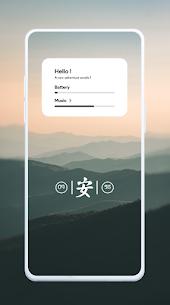 Zen KWGT 3.0 Apk 4