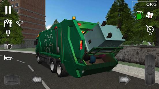 Trash Truck Simulator apk