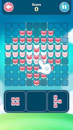Zoo Block - Sudoku Block Puzzle - Free Mind Games  screenshots 1