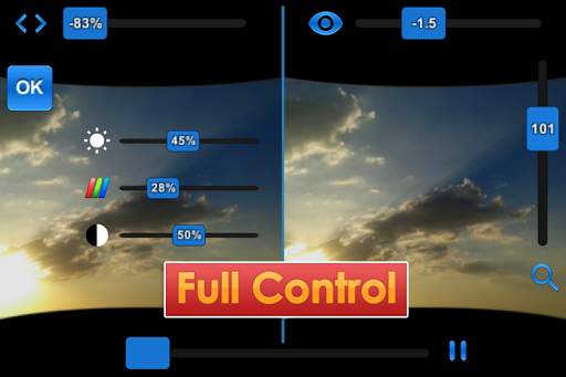VaR's VR Video Player  screenshots 2