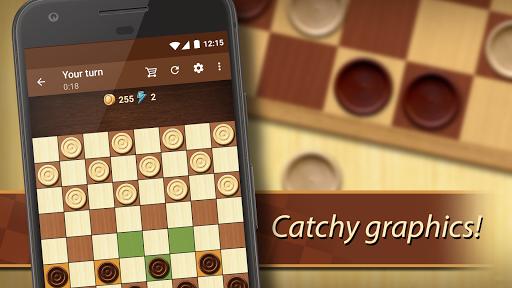 Checkers - strategy board game 2.5.0 screenshots 1