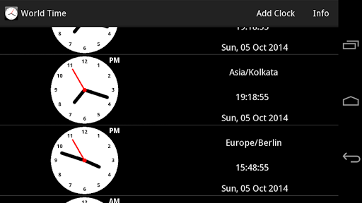 World Timepiece For PC Windows (7, 8, 10, 10X) & Mac Computer Image Number- 12