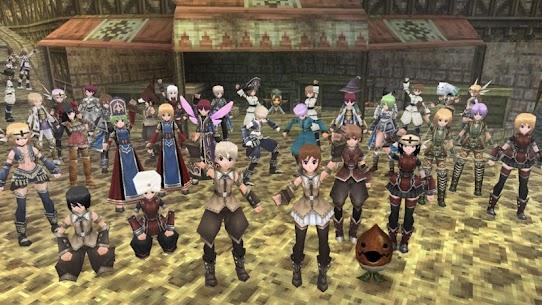 RPG IRUNA Online MMORPG 5