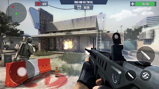 FPS Commando Strike 3D MOD APK (Unlimited Money) 5