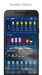 3D Sense Clock & Weather MOD (Premium/Unlocked) 4