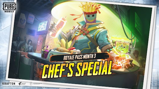 Free PUBG MOBILE 1.5  IGNITION 3