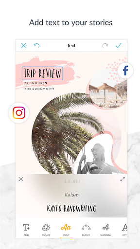 PicMonkey Photo Editor: Design, Touch Up, Filters 1.18.5 Screenshots 5
