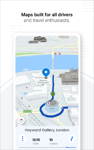 GPS Live Navigation, Maps, Directions and Explore android2mod screenshots 18