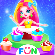 Mannequin Cupcake Stand - Sprinkles Cupcake Games