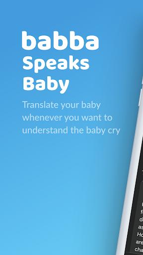 Babba - Cry Translator, Baby Language, Tracker  Screenshots 1