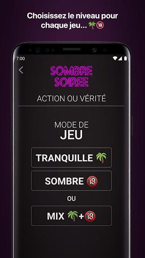 Sombre soiru00e9e ud83cudf34ud83dudd1e - Jeux de soiru00e9e screenshots 5