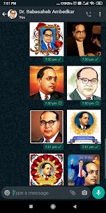 Jay Bhim Stickers For WhatsApp 1.14 MOD for Android (Unlocked) 2