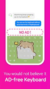 Play Keyboard: GIF Theme/Design/Emoji