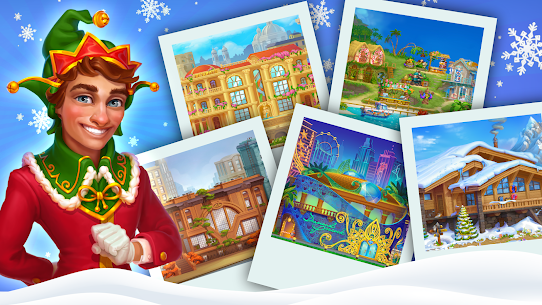 Grand Hotel Mania (MOD, Unlimited Coins/Crystals) 3